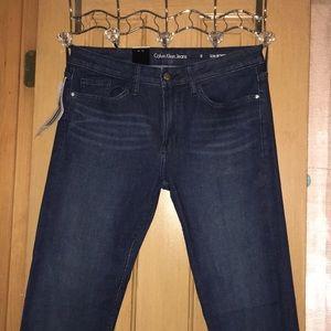 Slim boyfriend Calvin Klein jeans